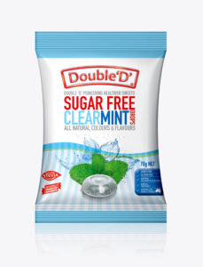 3D_OF10# Clear Mint 70g_Single