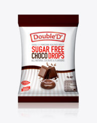 3D_OF61# SF Choco Drops 70g_Single